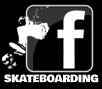 Skatebording bei Facebook